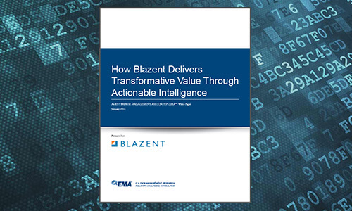 Transformative Value Through Actionable Intelligence
