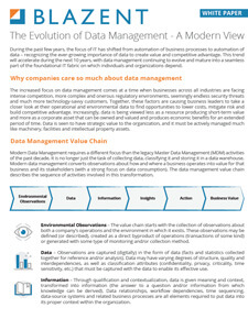 The-Evolution-of-Data-Management-A-Modern-View